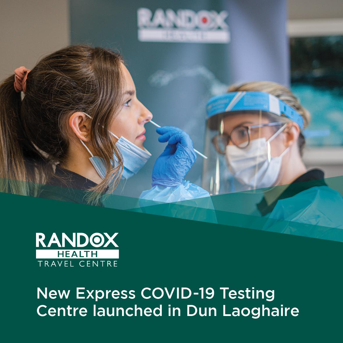 Dun Laoghaire Test Centre Launched